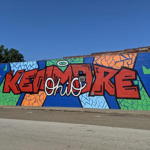 New Kenmore Mural!